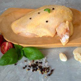 Szárnytöves csirkemell - friss - sárga - rendelés - webshop - olcsó - akciós